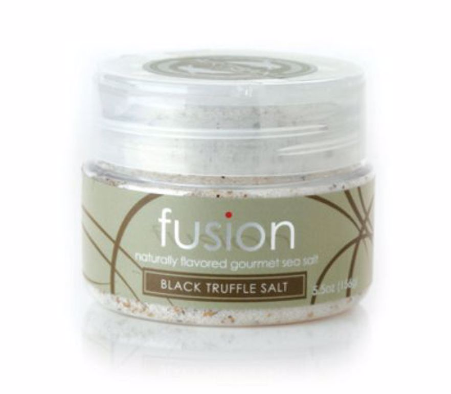 Product Reviews   DISCONTINUED Salt Works Fusion® Black Truffle Sea