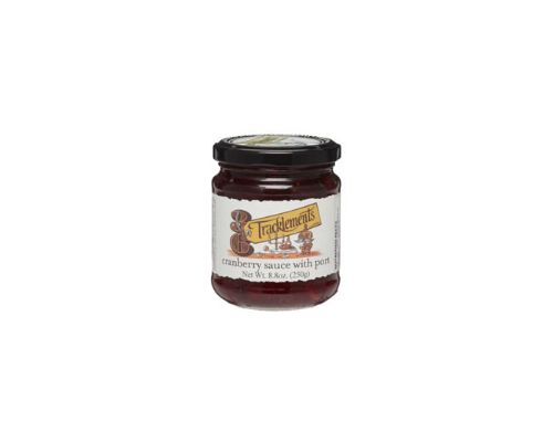 Picture of Tracklements Cranberry Sauce with Port