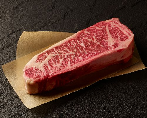 Picture of Wagyu Aged Bone-In Strip Steak