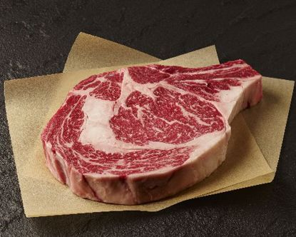 Picture of Wagyu Aged Bone-In Rib Steak