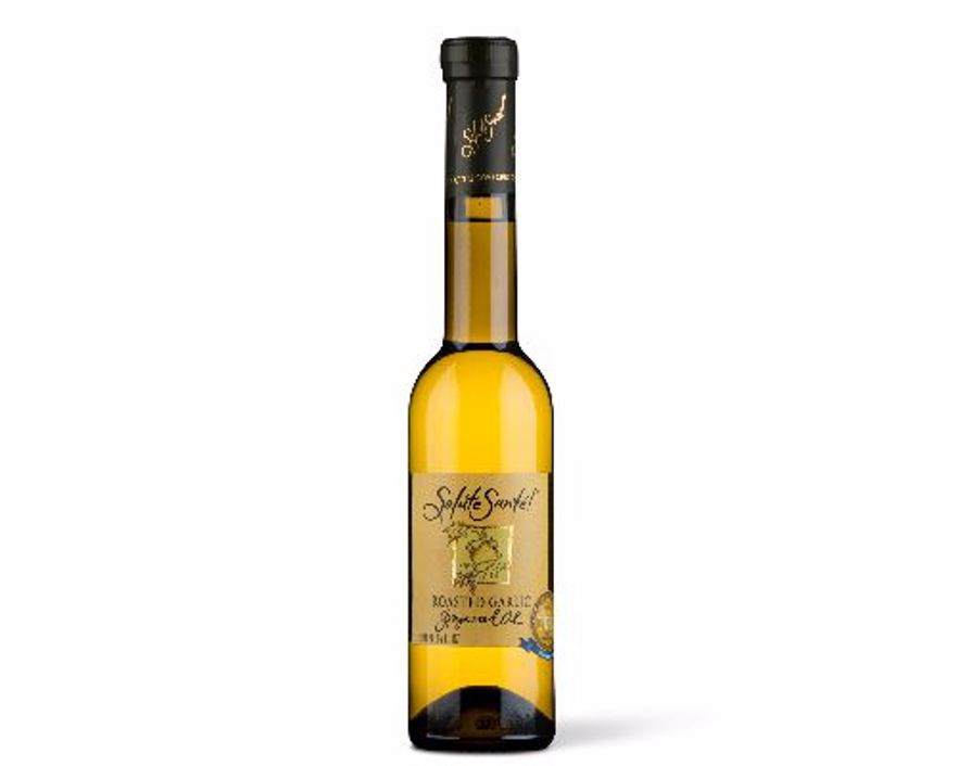 Picture of DISCONTINUED Salute Santé Roasted Garlic Grapeseed Oil