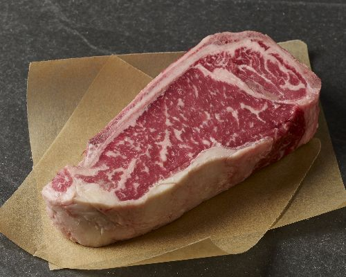 Picture of USDA Prime Dry-Aged Bone-In Strip Steak