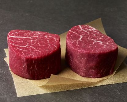 Picture of Natural Prime Petite Filets Mignon