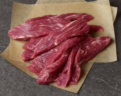 Picture of USDA Prime Beef Strips