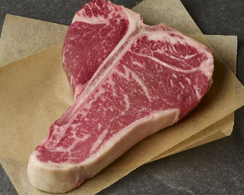 Picture of USDA Prime Dry-Aged T-Bone Steak