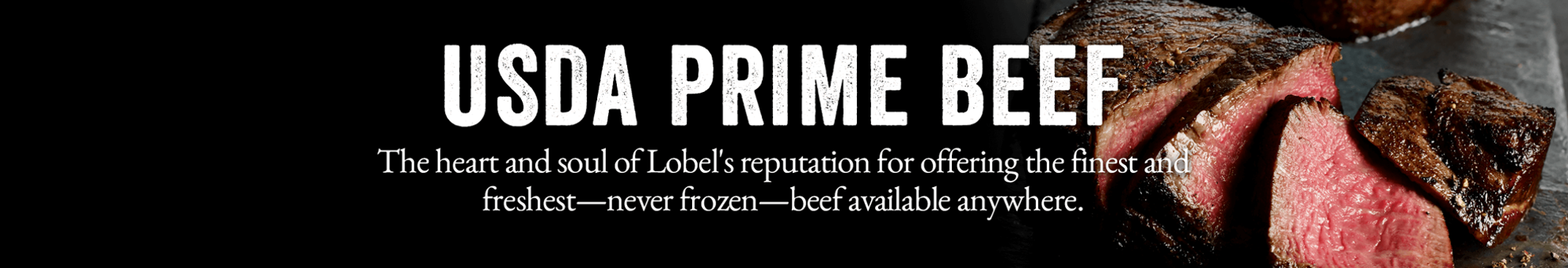 Picture for category USDA Prime Beef