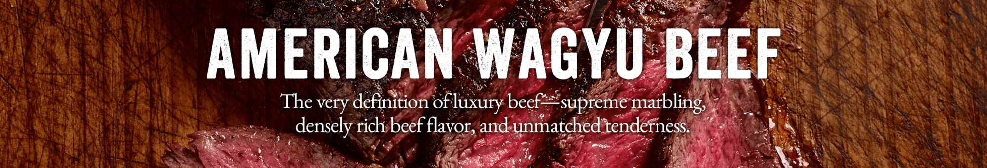 Picture for category American Wagyu Beef