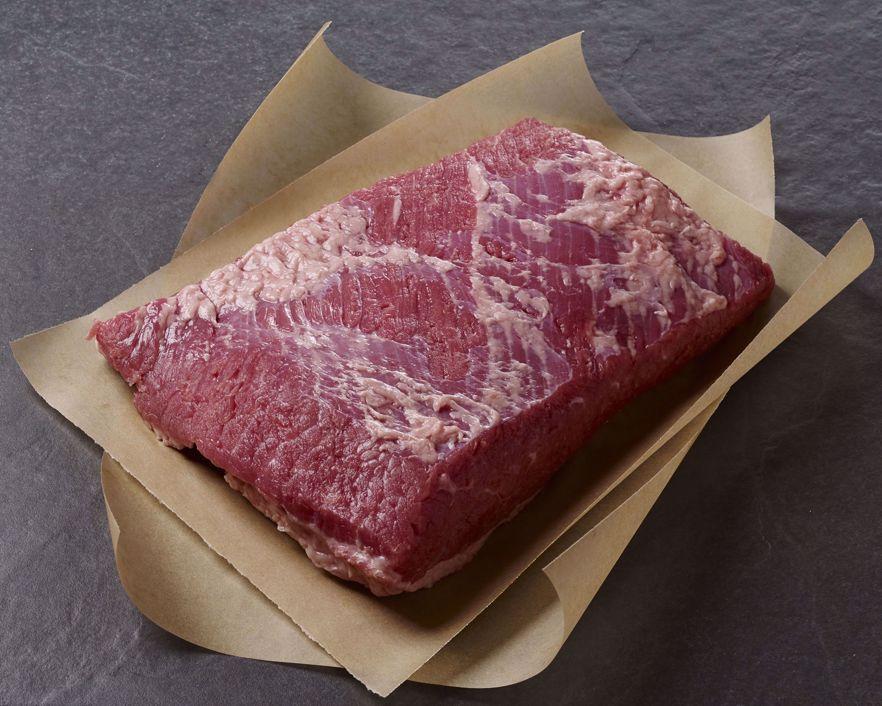 USDA Prime Corned Beef Brisket (Uncooked) - Half First-Cut