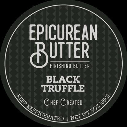Epicurean Black Truffle Butter