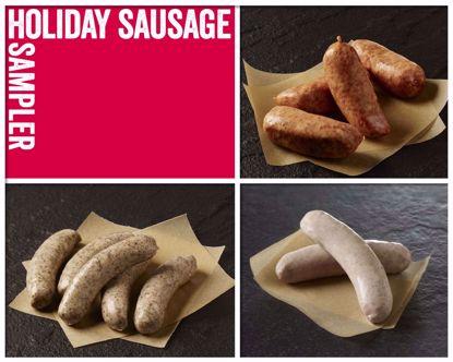 Holiday Sausage Sampler