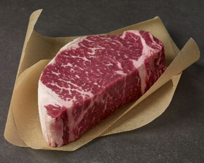 Natural Prime Dry-Aged Boneless Strip Steaks