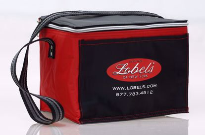Lobel's 6-Pack Cooler Bag