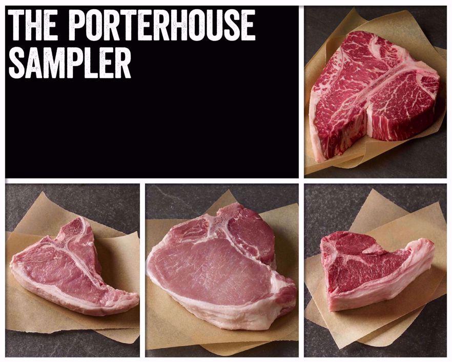 Porterhouse Sampler