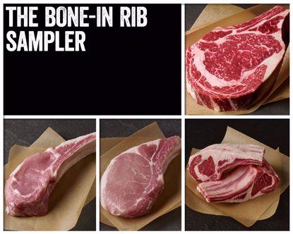 Bone-In Rib Sampler