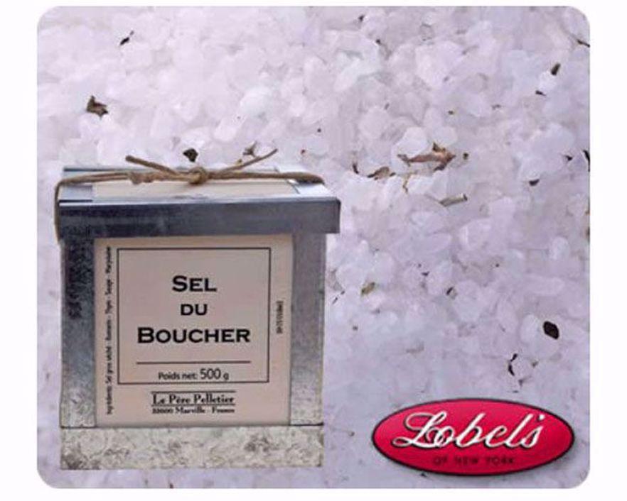La Pere Pelletier Company Sel du Boucher (Butcher Salt)