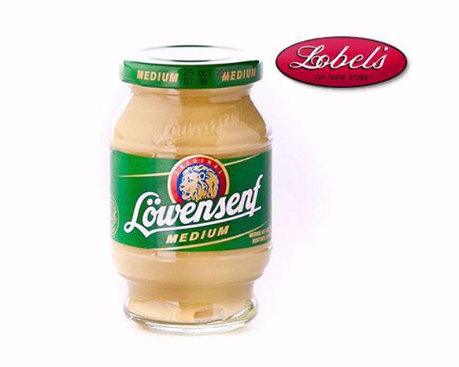 Löwensenf Medium Mustard