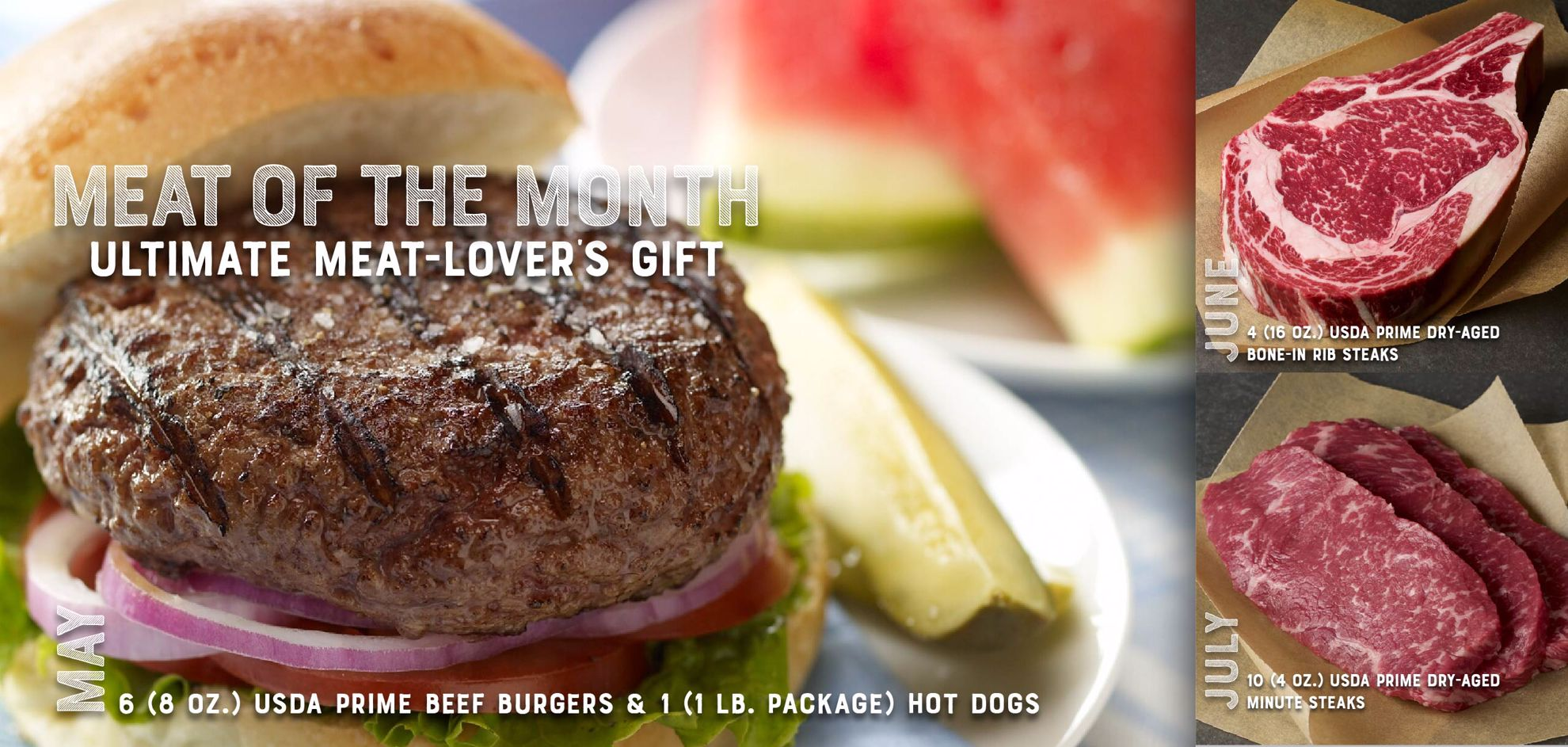 Meat of the Month