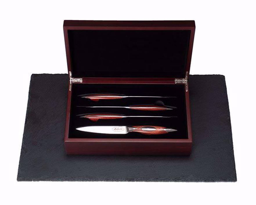 Lobel's 4-Piece Steak Knife Set