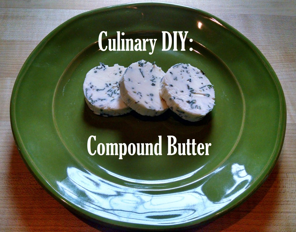 Compound Butter DIY