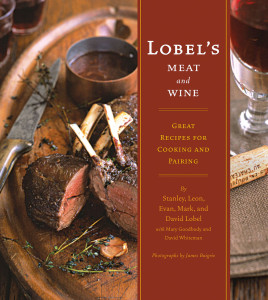 Book - Meat and Wine