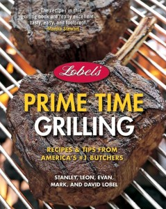 Book - Prime Time Grilling