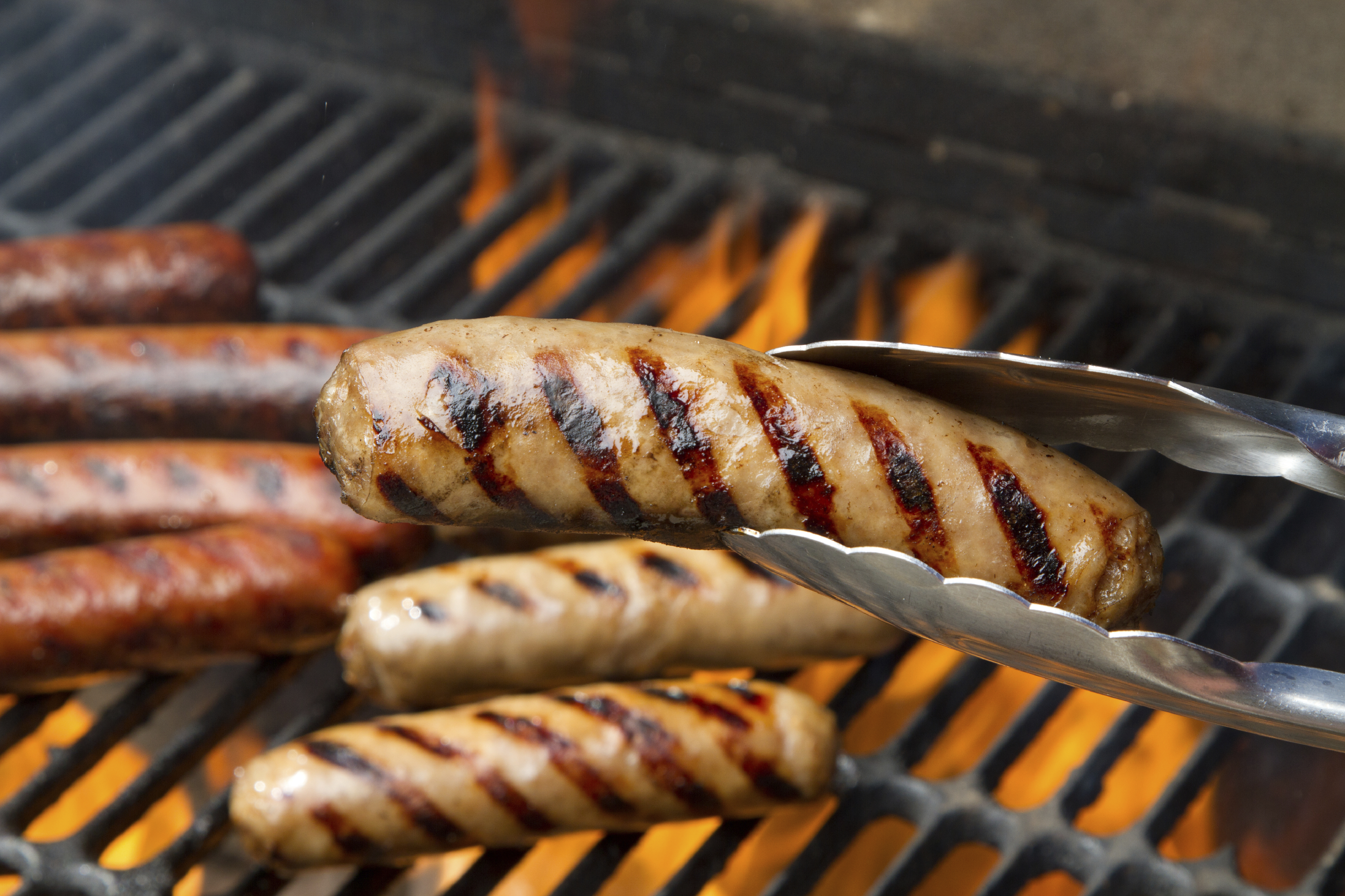 Sausages-Grilled